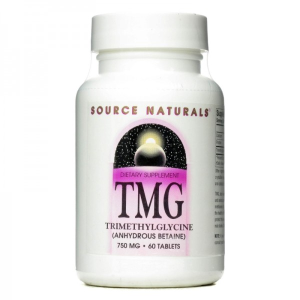 TMG - Trimethylglycin - 750 mg - 60 Tabletten