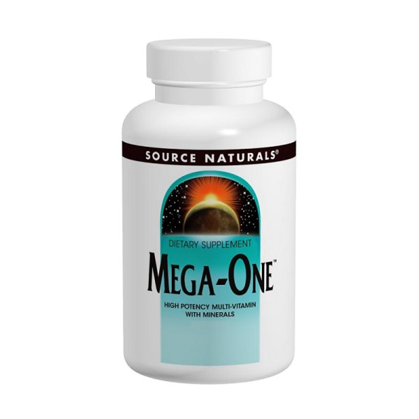 Mega-One Multivitamin-Mineral - 30 Tabletten