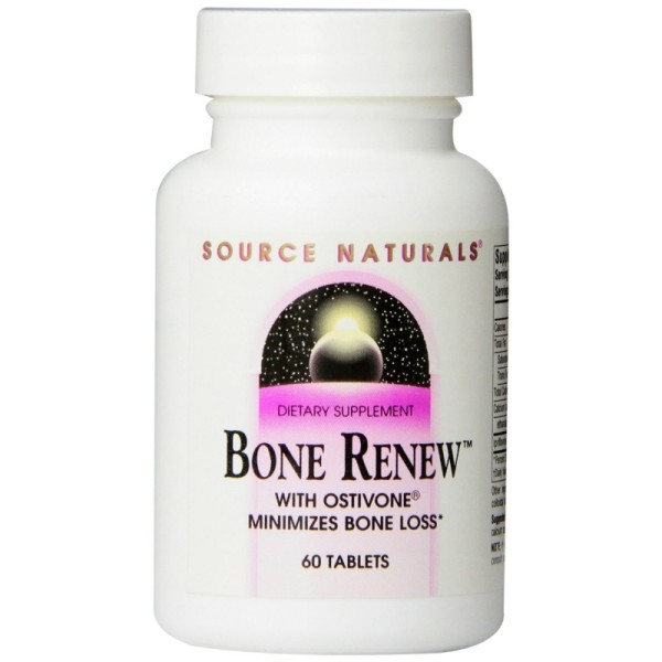 Bone Renew - mit Ostivone - 600 mg - 60 Tabletten
