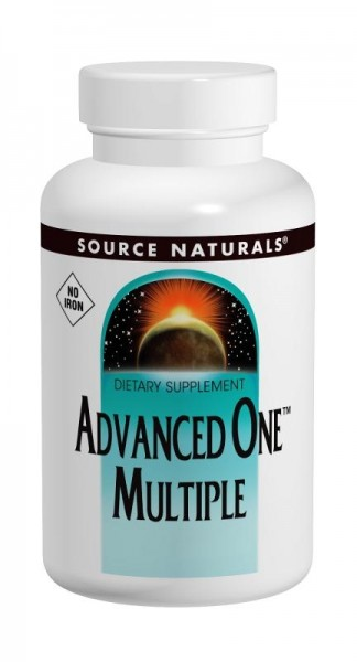 Advanced One Multivitamin - ohne Eisen - Eine Tablette am Tag!