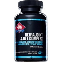 Ultra Joint 4-in-1 Complex - Glucosamin - Chondroitin - Cissus - MSM - 90 Giant Caps