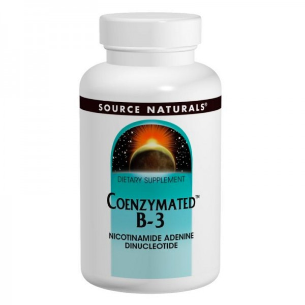 NAD / NADH - 25 mg - Coenzym 1 Vitamin B3 - 30 Tabletten