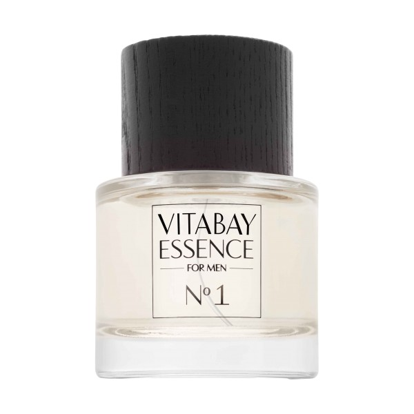Vitabay Essence Fine Fragrance for Men No. 1 - 50 ml – Eau de Parfum 10% Parfümöl Vaporisateur / Spr