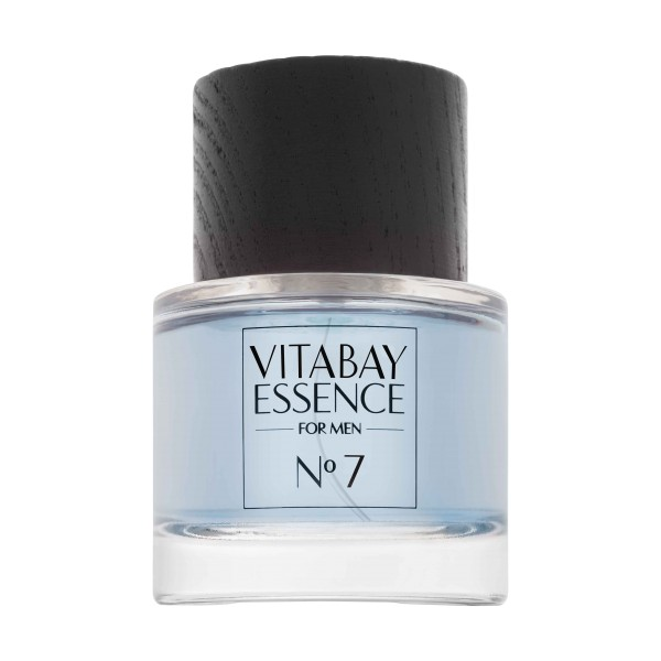Vitabay Essence Fine Fragrance for Men No. 7 - 50 ml – Eau de Parfum 10% Parfümöl Vaporisateur / Spr