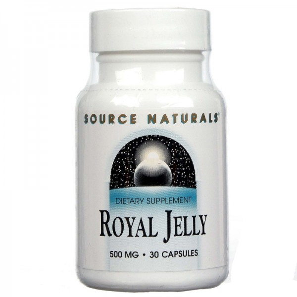 Royal Jelly - 500 mg