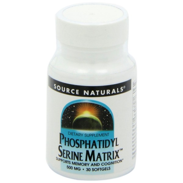 Phosphatidyl Serine Matrix™ - 30 Softgels