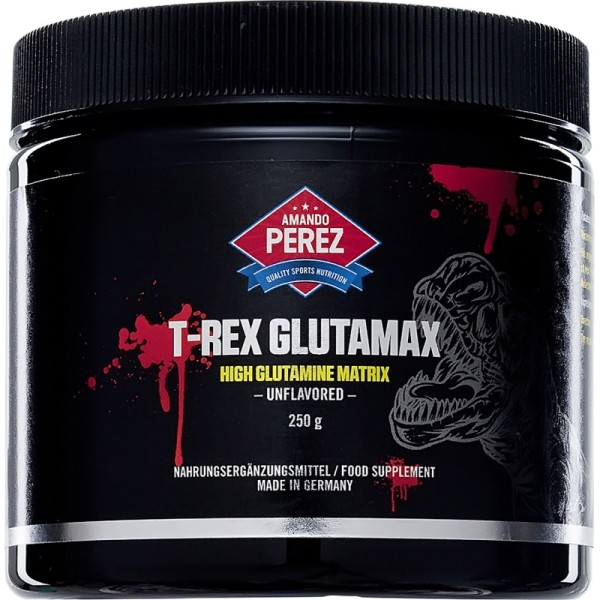 T-REX GlutaMax - High L-Glutamin Matrix - 250 g