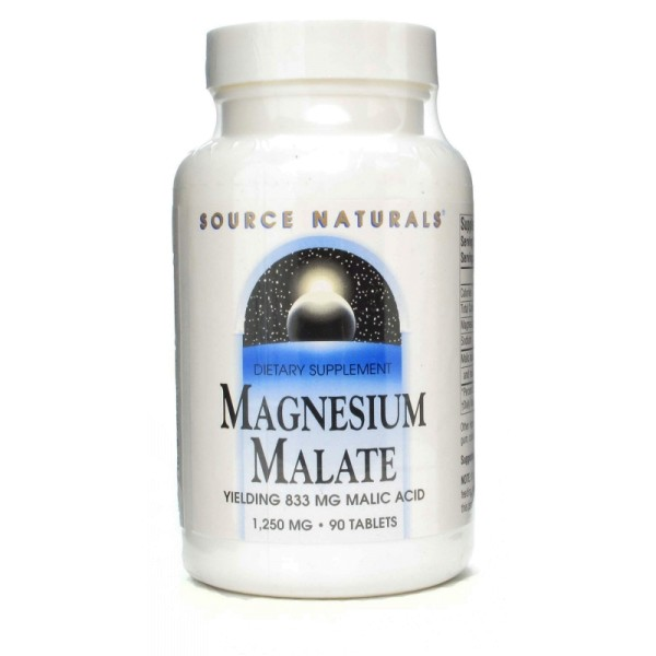 Magnesium Malat - 1250 mg - 90 Tabletten