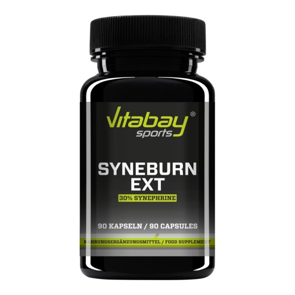 Syneburn EXT - 30 mg Synephrin HCl - Fatburner