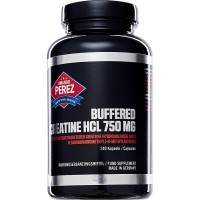 Buffered Creatine HCL - 750 mg - gepuffertes Kreatin HCL - 240 Kapseln