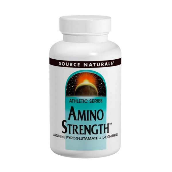 Amino Strength - L-Arginin & L-Ornithin -