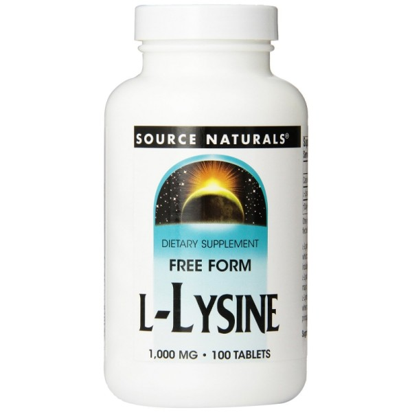 L-Lysin 1000 mg - 100 Tabletten