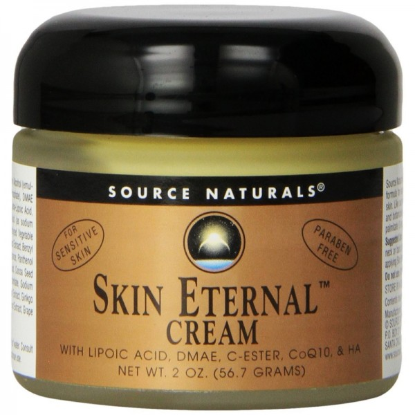 Skin Eternal™ Cream Sensitive - Alpha Liponsäure, DMAE, Ester-C®
