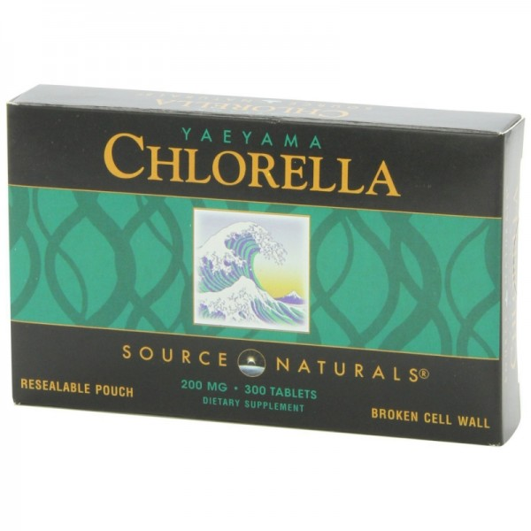Yaeyama Chlorella 200 mg - 300 Tabletten