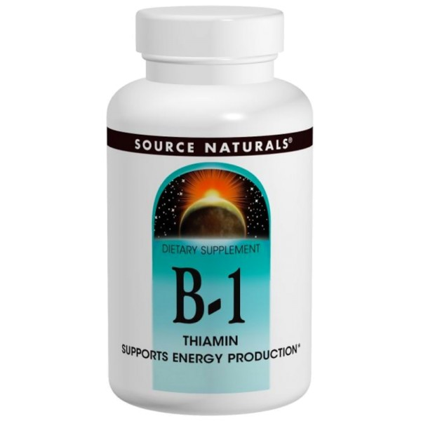 Vitamin B1 - 100 mg - 100 Tabletten